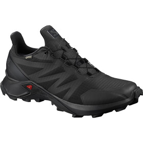 Salomon Supercross GTX Shoes Men black black black